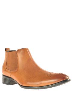 Lazard Men Tan Casual Boots