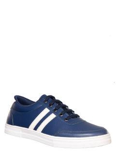 Lazard Men Navy Lifestyle Sneakers