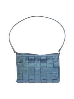 Khadim Women Blue Crossbody Bag