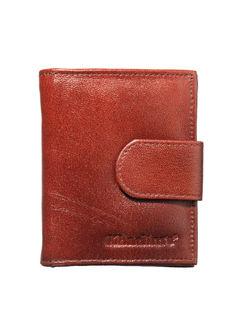Khadim Men Brown Leather Notecase