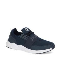 Pro Men Navy Sports/Fitness Sneakers