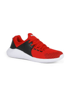 Pro Men Red Sports/Fitness Sneakers