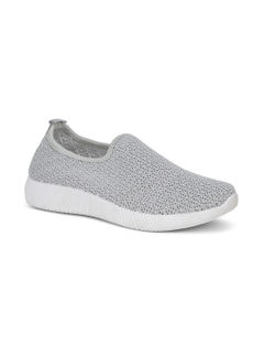 Pro Women Grey Casual Sneakers