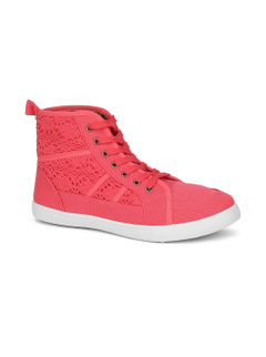 Pro Women Pink Lifestyle Sneakers