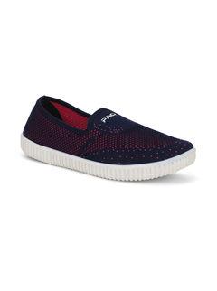 Pro Women Navy Casual Sneakers