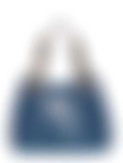 Khadim Women Blue Handbag