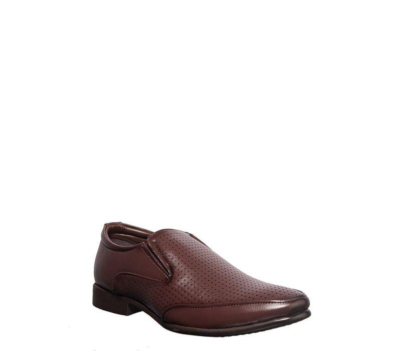 Lazard Men Brown Slip-On Formal Shoe