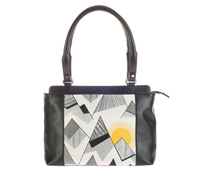 Khadim Women Multicolour Handbag