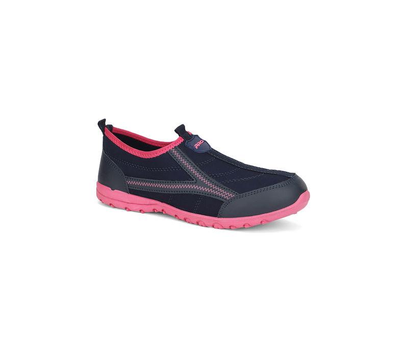 Pro Women Navy Sports/Fitness Sneakers