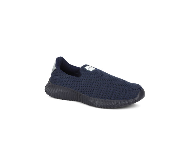 Fitnxt Men Navy Slip-On Casual Shoe