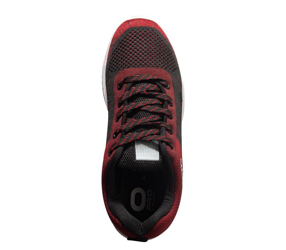Pro Men Maroon Sports/Fitness Sneakers