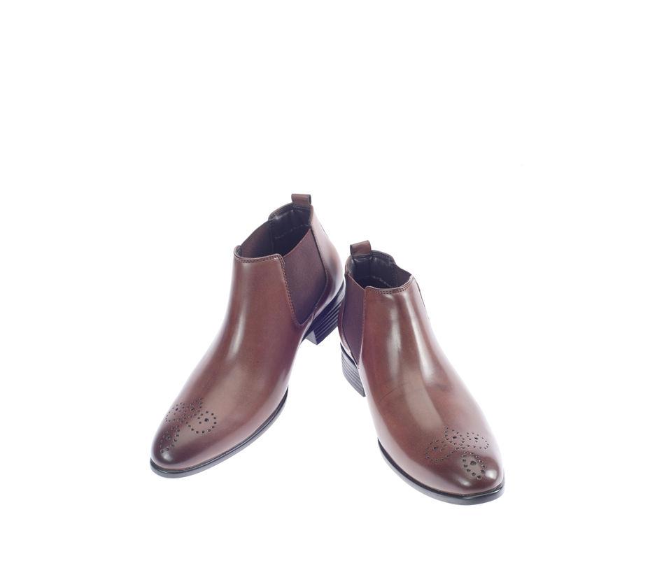 Lazard Men Brown Casual Boots