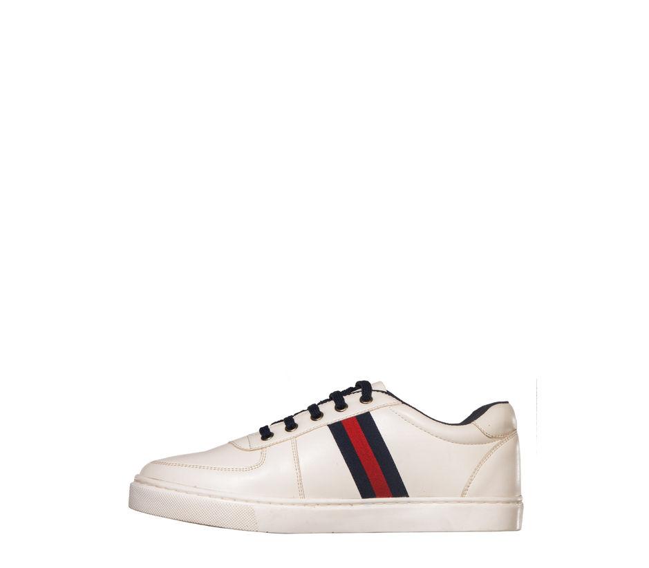 Lazard Men White Lifestyle Sneakers