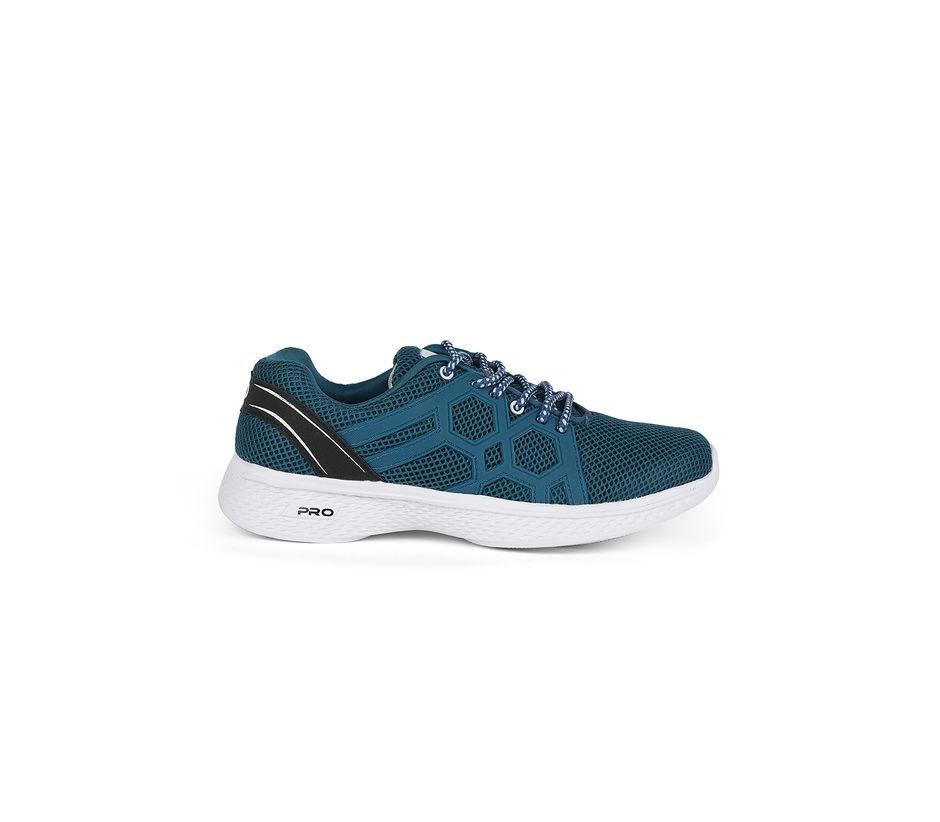 Pro Men Green Sports/Fitness Sneakers