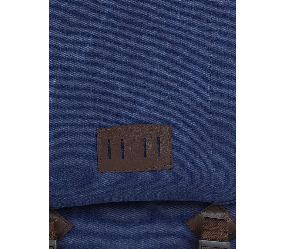 Khadim Men Navy Backpack