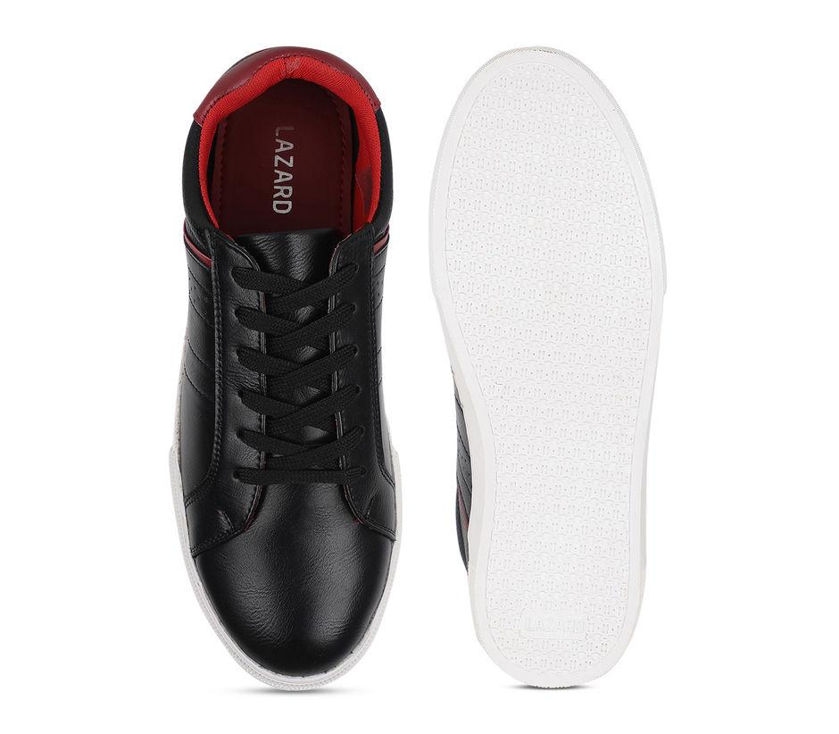 Lazard Men Black Casual Sneakers