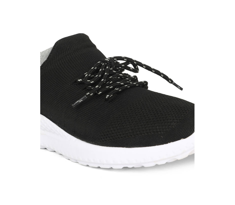 Pro Men Black Casual Sneakers