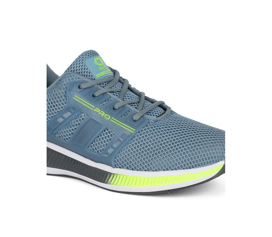 Pro Men Blue Sports/Fitness Sneakers