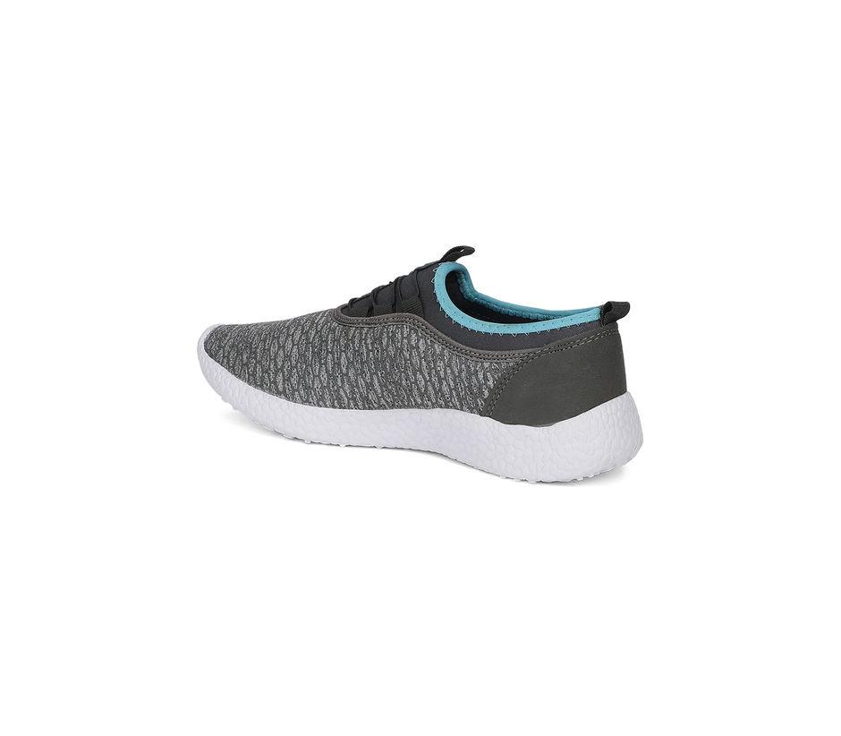 Pro Women Grey Sports/Fitness Sneakers